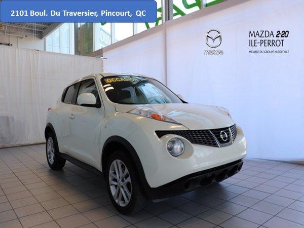 Nissan Ile Perrot >> Used 2011 Nissan Juke Sv 6 Vit Mag Ac 4cyl Faut Voir In
