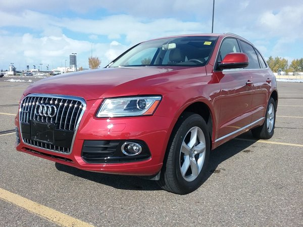 2015 Audi Q5/SQ5 Technik 3.0T AWD