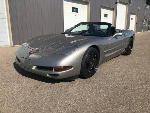 2001 Chevrolet Corvette Twin Turbo