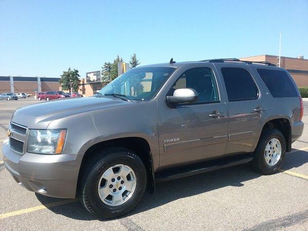 2013 Chevrolet Tahoe LT 4x4