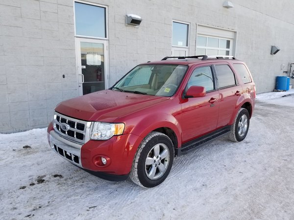 2009 Ford Escape LIMITED | LEATHER | SUNROOF | REAR DVD