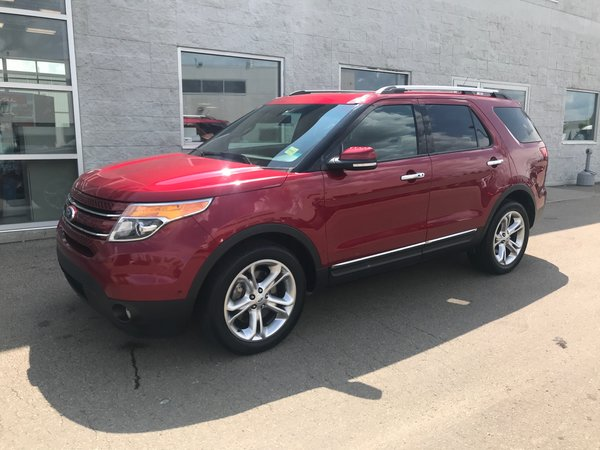 2015 Ford Explorer Limited | LEATHER | NAVIGATION | SUNROOF |