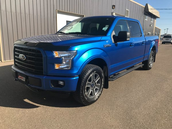 2016 Ford F-150 XLT **ONE OWNER!!**