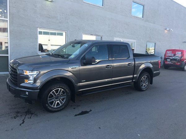 2016 Ford F-150 XLT | ECOBOOST | 4X4 | HEATED SEATS | BACK-UP CAM