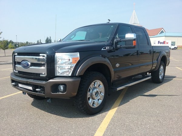 2016 Ford Super Duty F-250 SRW 4x4 King Ranch