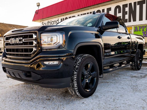 2018 GMC Sierra 1500 CrewCab 4x4 SLE Elevation