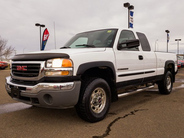 2005 GMC Sierra 2500HD Ext Cab 4x4