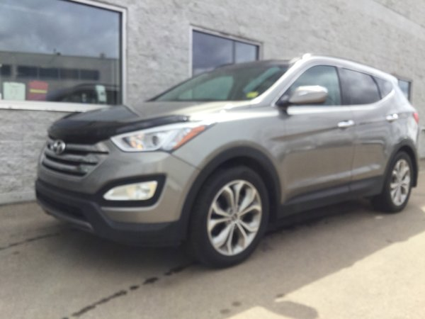 2015 Hyundai Santa Fe Sport LIMITED  | LEATHER | NAV | SUNROOF
