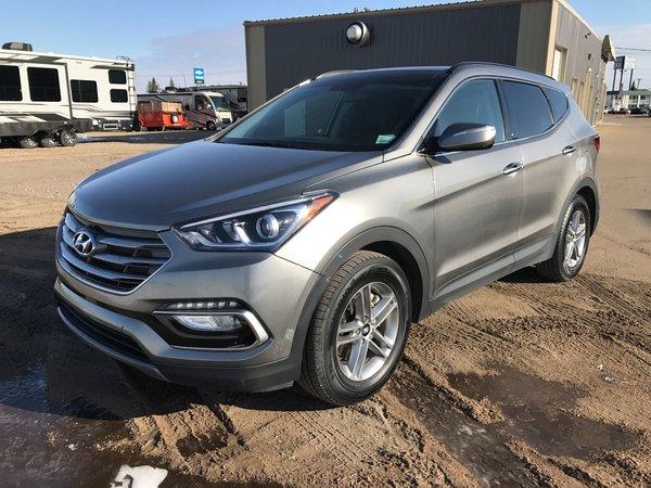 2017 Hyundai Santa Fe Sport Luxury AWD