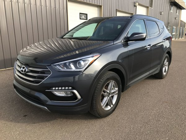 2017 Hyundai Santa Fe Sport Luxury **LEATHER-SUNROOF!!**