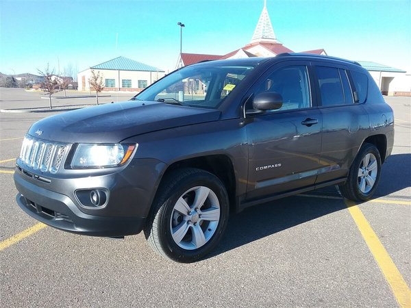 2015 Jeep Compass North 4x4