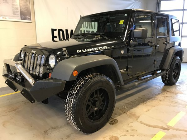 2010 Jeep Wrangler Unlimited RUBICON | LIFTED | UNLIMITED 4 DOOR