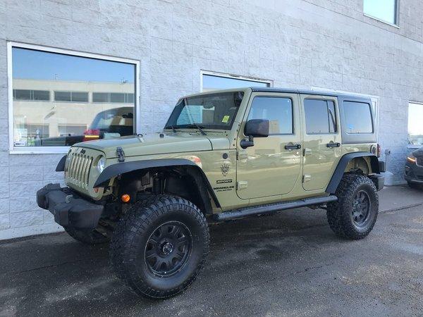 2013 Jeep Wrangler Unlimited SPORT | 35