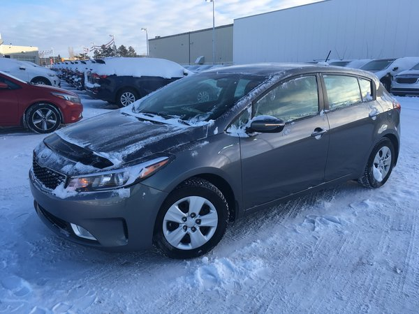 Used 2017 Kia Forte 5 Door Lx Plus Hatchback Sporty Fun To