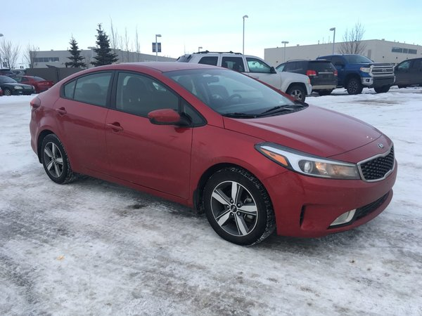 2018 Kia Forte LX+ | HEATED SEATS | ALLOYS
