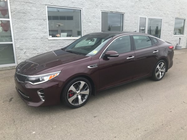 2016 Kia Optima SXL TURBO | LEATHER | NAVI | SUNROOF