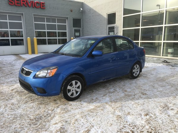 2011 Kia Rio LX | STANDARD TRANSMISSION | GREAT PRICE