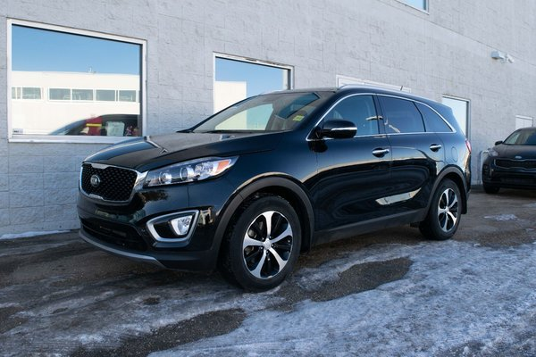 2016 Kia Sorento EX-Luxury V6 | 7 PASS | LEATHER | SUNROOF