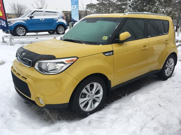 2014 Kia Soul EX+ | HEATED SEATS | GREAT FOR WINTER