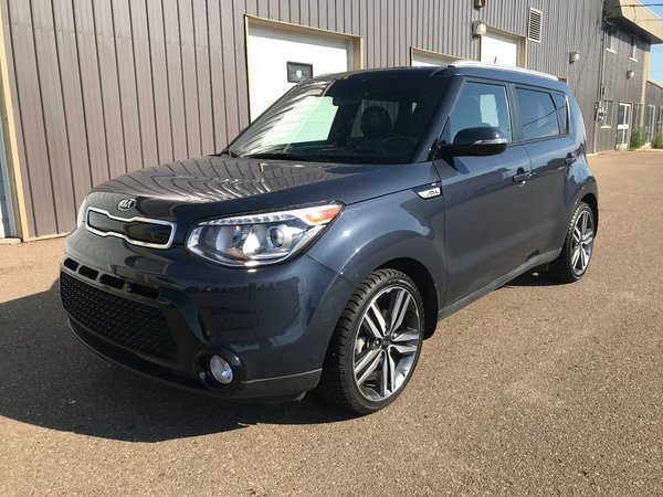 2015 Kia Soul SX-Luxury