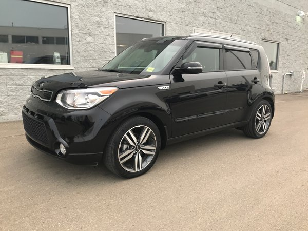 2016 Kia Soul SX-Luxury | LEATHER | NAV | SUNROOF