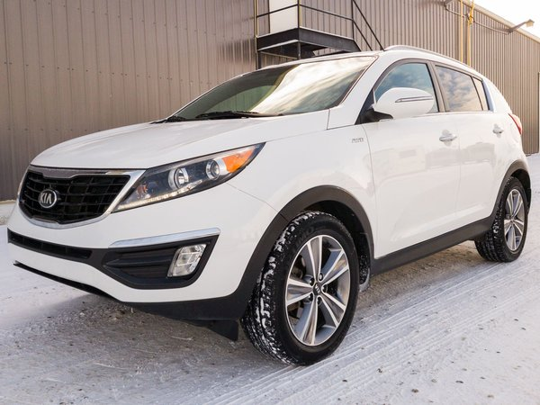2014 Kia Sportage SX-Luxury