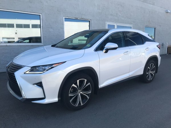 2016 Lexus RX 350 FSPORT EXECUTIVE PACKAGE