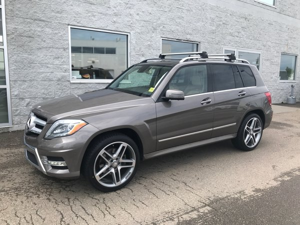 2015 Mercedes-Benz GLK-Class GLK 250 BlueTec AMG Sport Package