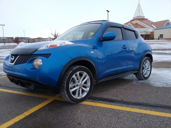 2011 Nissan Juke SL All-Wheel Drive