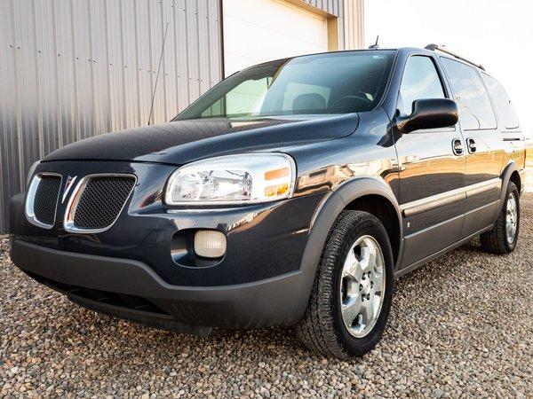2008 Pontiac Montana SV6 W/1SC
