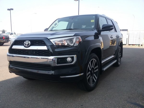 2016 Toyota 4Runner 4x4 Limited