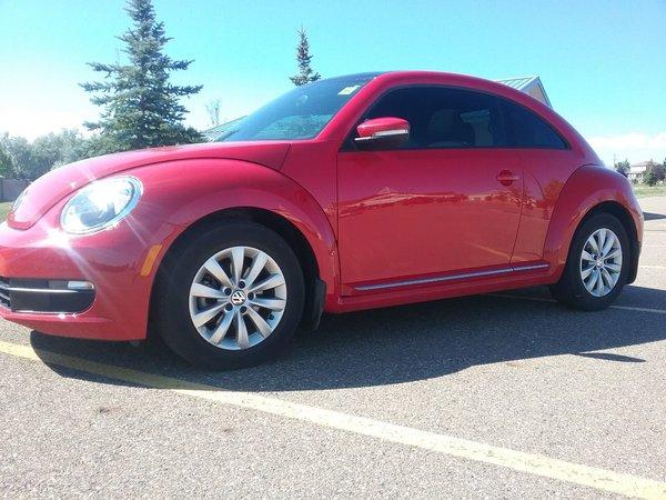 2014 Volkswagen Beetle Coupe 1.8 TSI Coupe