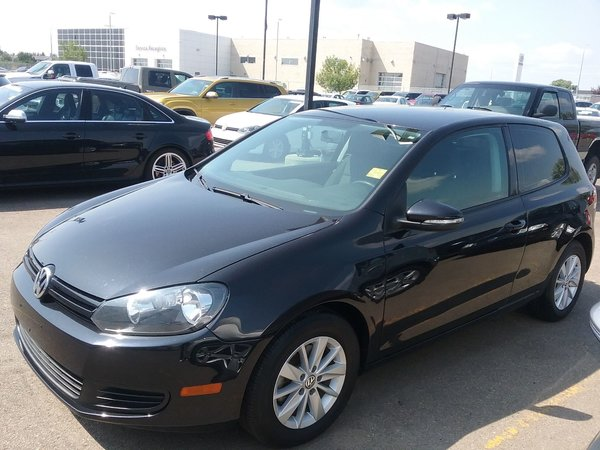 2013 Volkswagen Golf 2.5L 3-Door