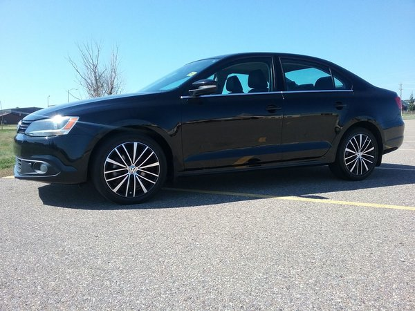 2013 Volkswagen Jetta Sedan 2.0 TDI Highline