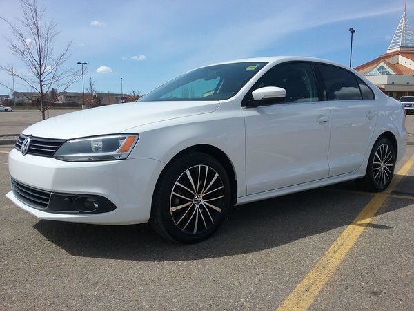2014 Volkswagen Jetta Sedan 1.8 TSI Highline