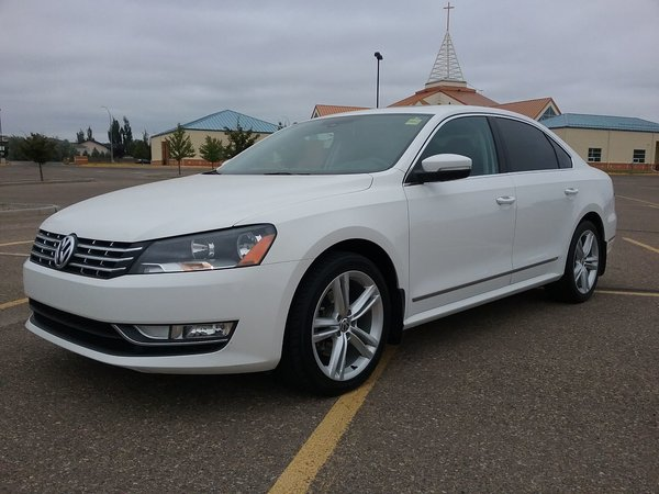 2013 Volkswagen Passat TDI Comfortline