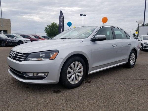 2014 Volkswagen Passat TDI DIESEL!