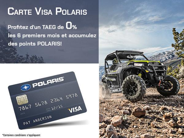 Alary Sport - Carte Visa Polaris