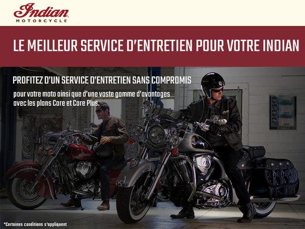 Alary Sport - Plans de service Care pour moto Indian