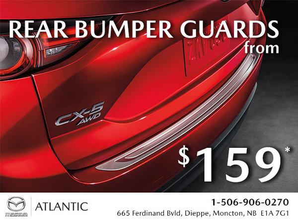 Atlantic Mazda - Rear Bumper Guards from $159