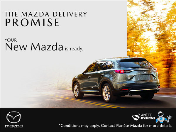The Mazda Delivery Room