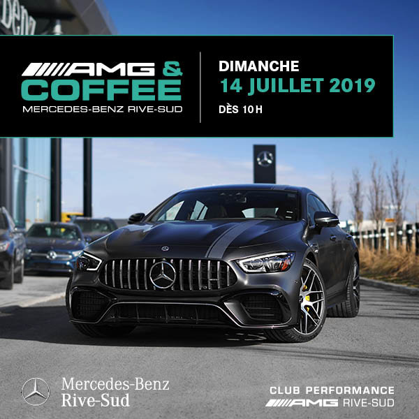 AMG&Coffee - Edition1