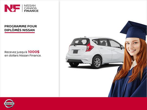 Programme pour diplômés Nissan