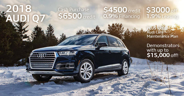 2018 Model Year Sell Off