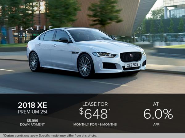 The 2018 XE Premium 25t