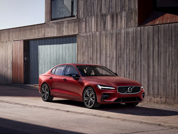 2019 Volvo S60 Lease Offer