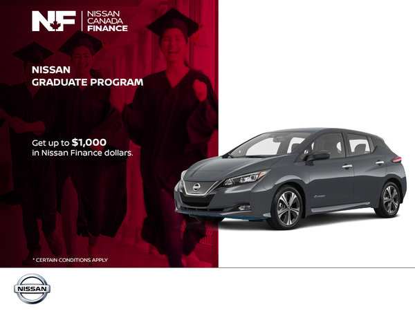 The Nissan Graduate Program