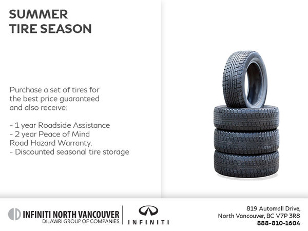Summer Tire Season Promo