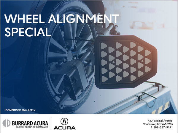 Free of Charge Alignment Check
