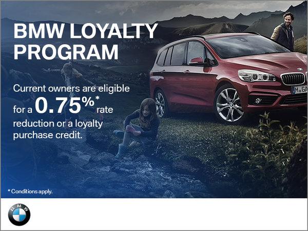 BMW Loyalty Program